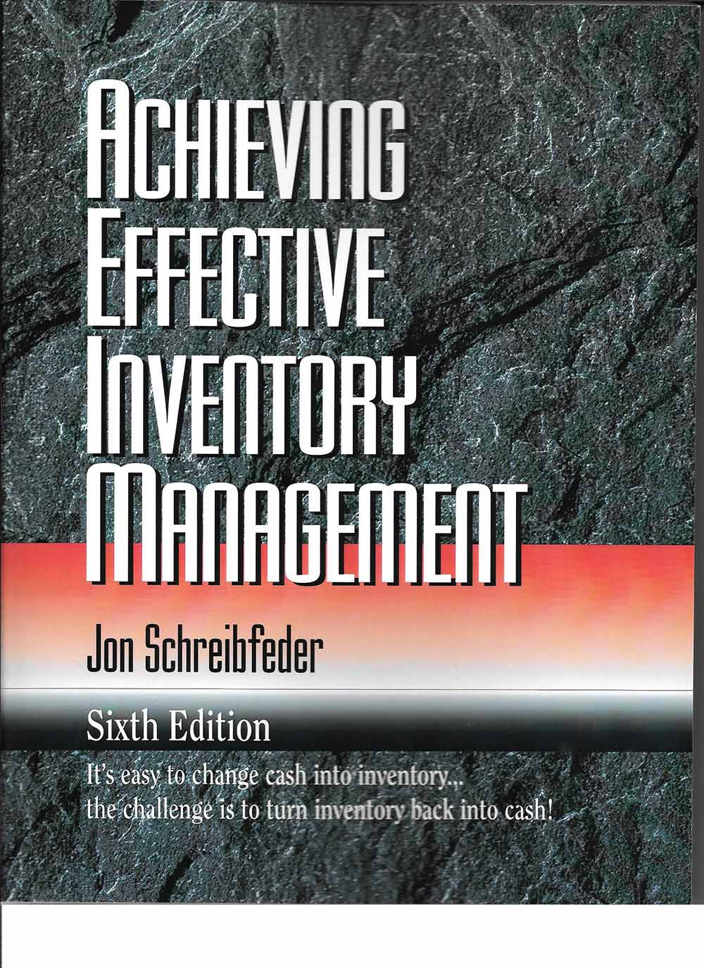 Books | Effective Inventory Management